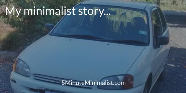 Minimalism story